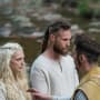 Baptized - Vikings Season 5 Episode 13