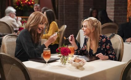 Mom: Allison Janney Breaks Silence on Anna Faris' Departure