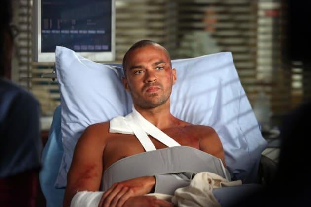 Jackson in the Hospital - TV Fanatic