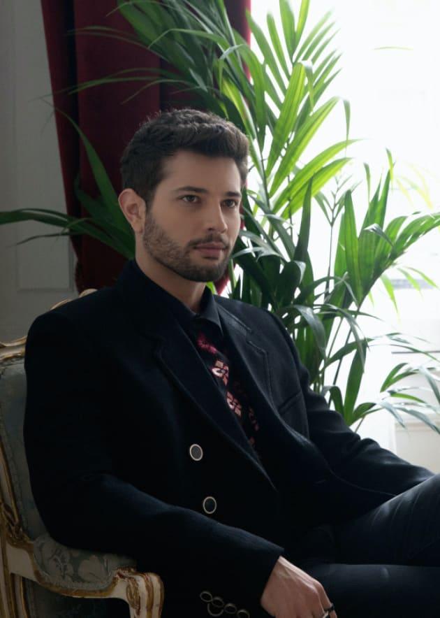 Sam Searches - Tall - Dynasty Season 2 Episode 14