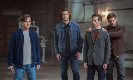 Let Jack Talk - Supernatural Season 13 Episode 9
