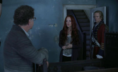 Katrina Returns to Abraham - Sleepy Hollow Season 2 Episode 8