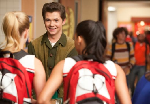 Damian McGinty as Rory