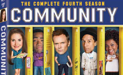 Community DVD Giveaway: Win a Copy of Season 4!