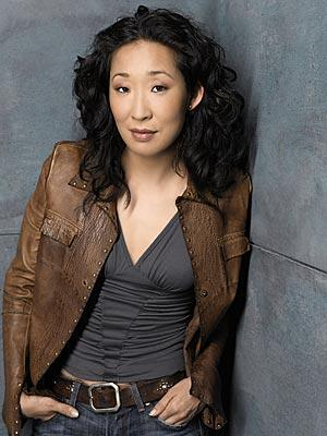 Sandra Oh Picture