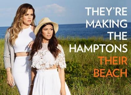 Watch Kourtney & Khloe Take the Hamptons Season 1 Episode 8 Online