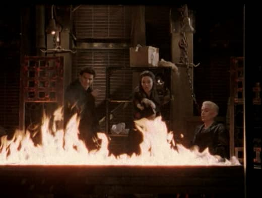 Burn, Baby, Burn - Buffy the Vampire Slayer Season 2 Episode 17