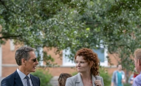 Professor and Protestor - Tall - NCIS: New Orleans Season 5 Episode 7