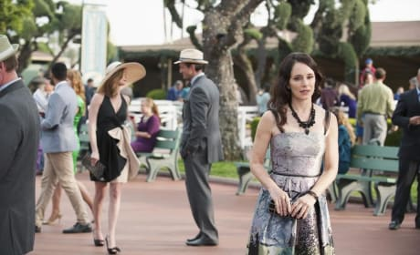 Victoria at the Races