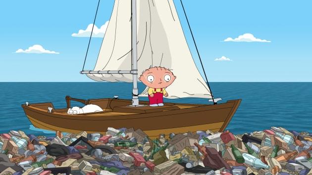 Garbage Island - Family Guy