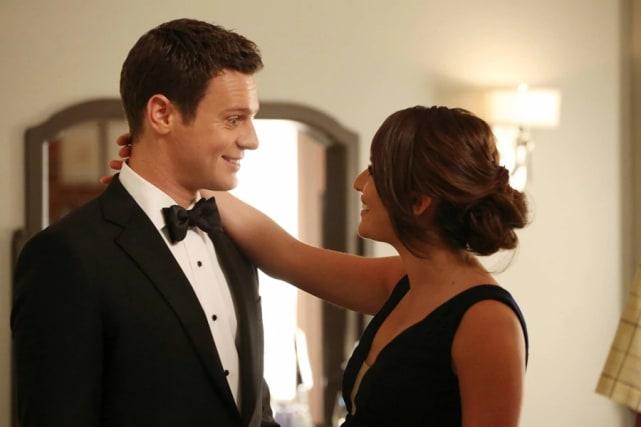 Jesse and Rachel - Glee