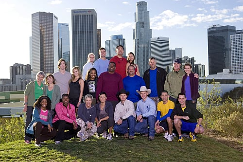 The Amazing Race Cast Picture