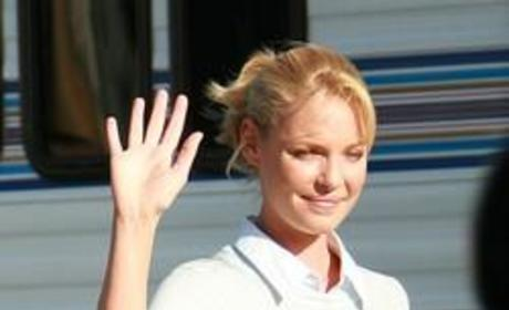 Katherine Heigl Waves