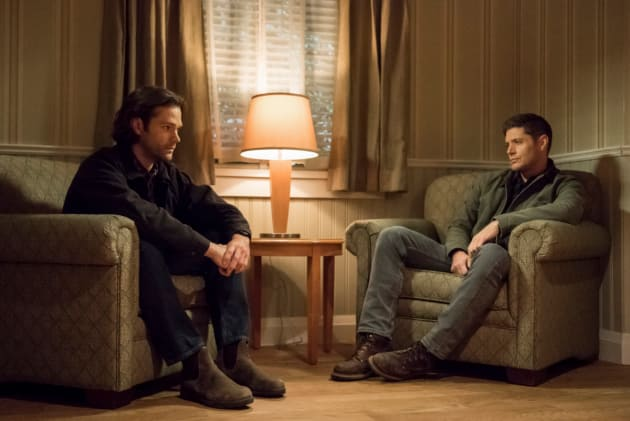 Deep Thoughts - Supernatural Season 14 Episode 12