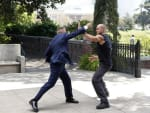 Talbot and Crusher Fight - Agents of S.H.I.E.L.D. Season 2 Episode 1
