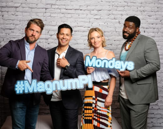 CBS Fall Primetime Schedule: Magnum PI, Murphy Brown, FBI and More!