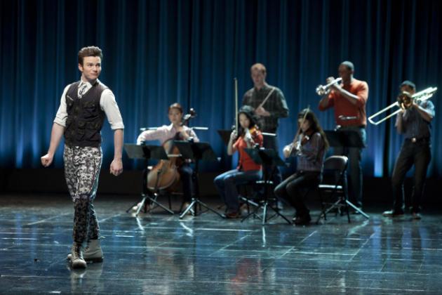 Kurt on Stage
