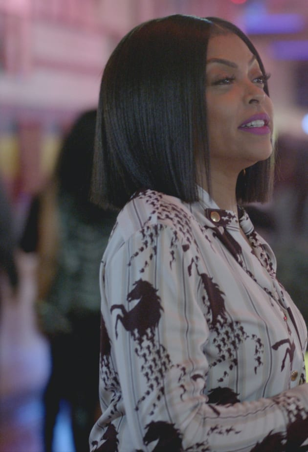Cookie Watches Andre - Empire Season 5 Episode 17