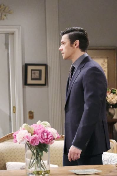 Xander Gets Out Of Hand / Tall - Days of Our Lives
