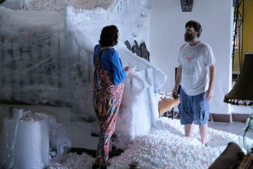 Babyproofing - The Last Man on Earth