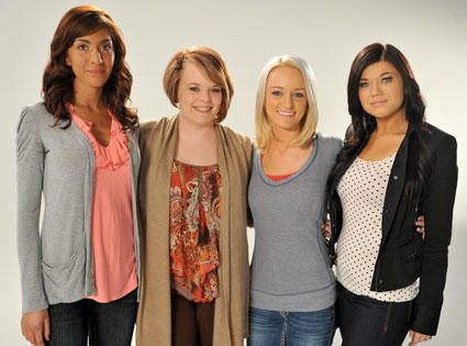 Teen Mom 3 Cast