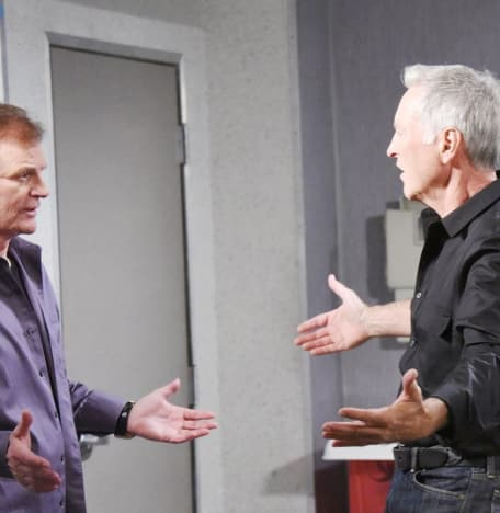 John Needs a Favor (Tall) - Days of Our Lives