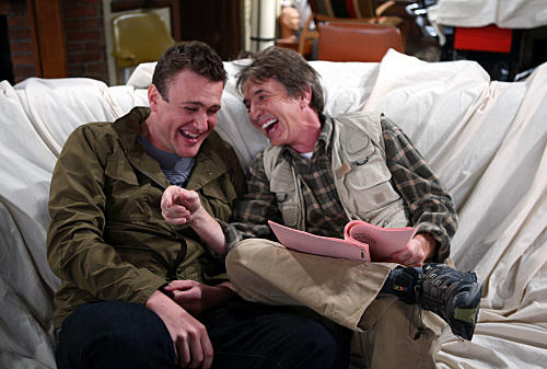 Martin Short on How I Met Your Mother