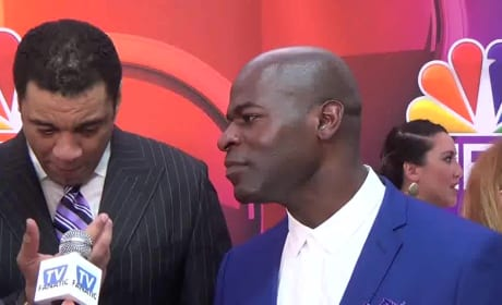 Harry Lennix and Hisham Tawfiq Interview
