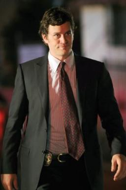 Detective Russell Clarke