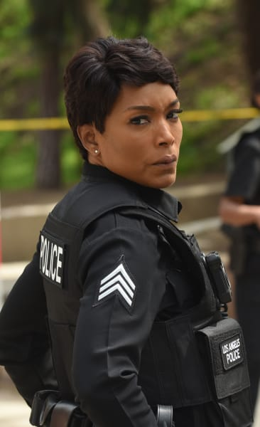 Athena Looking Back - 9-1-1 Season 2 Episode 17