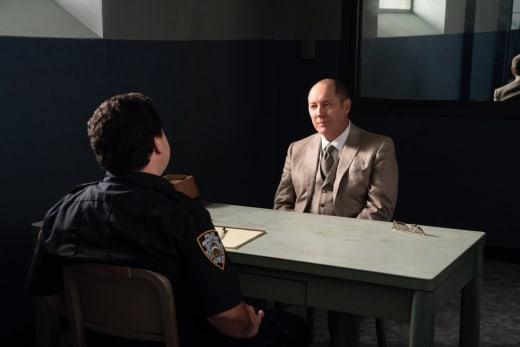 Not Having Fun - The Blacklist Season 6 Episode 2