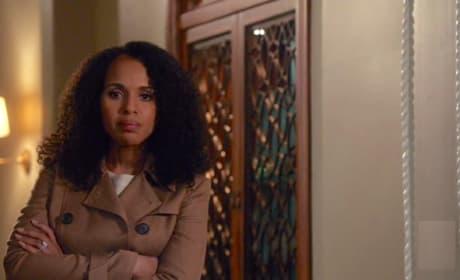 Olivia in an Alternate Universe - Scandal Season 6 Episode 10