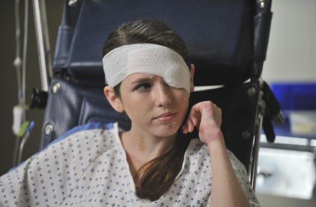 Eye Surgery Patient