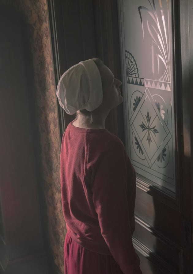 On Her Own  - The Handmaid's Tale Season 3 Episode 8