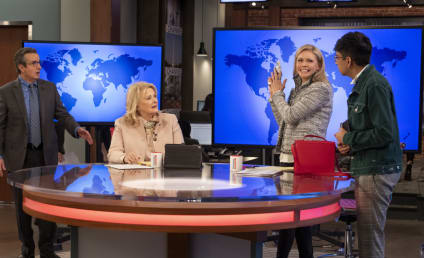 Murphy Brown Season 11 Episode 10 Review: Beat the Press