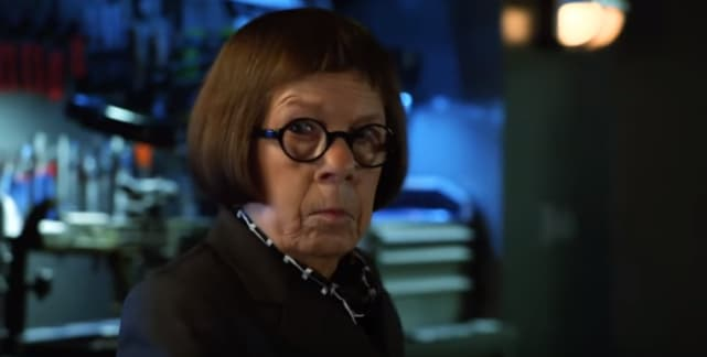 Hetty Lange - NCIS: Los Angeles