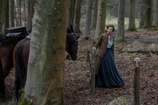 Leeches Aren't Lovely - Outlander Season 4 Episode 6