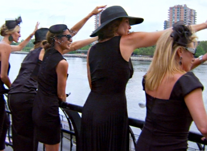 Watch The Real Housewives of New York City Season 6 Episode 12 Online