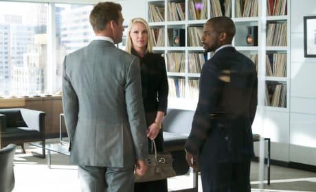 Hi, I'm Samantha! - Suits Season 8 Episode 1
