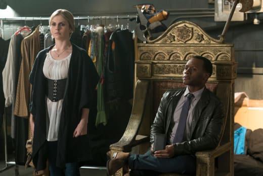 King Clive - iZombie Season 4 Episode 8