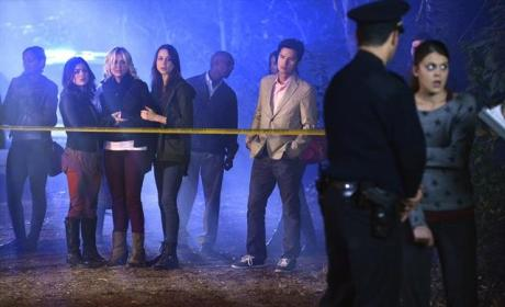 Rosewood Crime Scene
