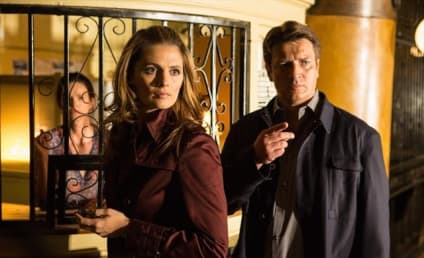 Castle Sneak Peeks: Playing to the Camera