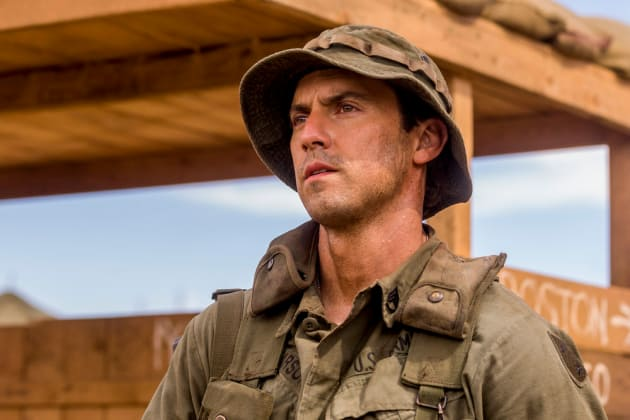 Sergeant Jack - This Is Us Season 3 Episode 4