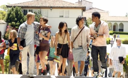 90210 Season Three Premiere Pics: First Look!