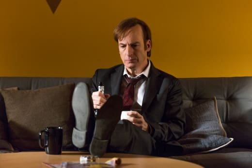 Jimmy Ponders His Next Move - Better Call Saul Season 3 Episode 6