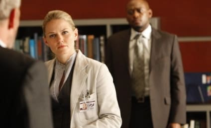 Jennifer Morrison: Returning to House!
