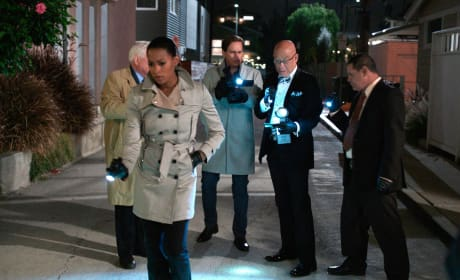 Investigating An Attack - Major Crimes