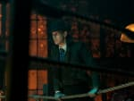 Nygma Mocks Penguin - Gotham