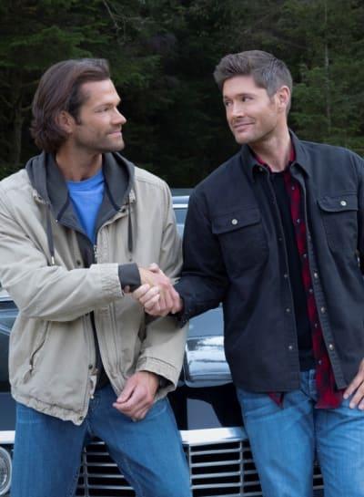 Happily Ever After - Supernatural Season 15 Episode 20