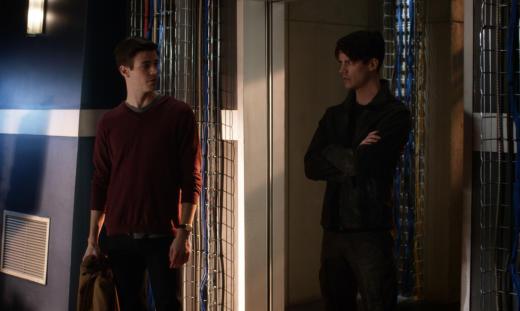 Two Barrys - The Flash Season 3 Episode 23